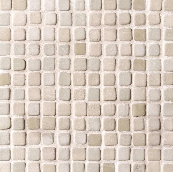 Nord Natural Solid Color Mosaico by Fap Ceramiche | Ceramic mosaics