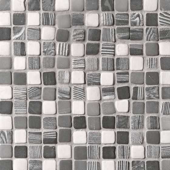 Nord Optical Solid Color Mosaico de Fap Ceramiche | Mosaïques céramique