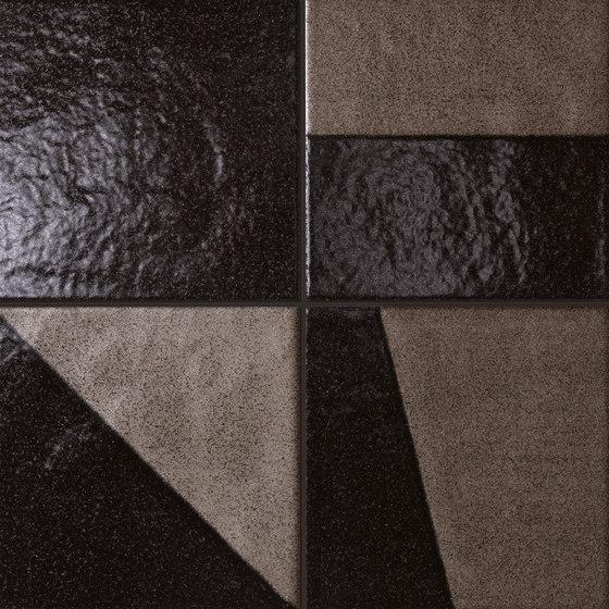 Nord Precious Bronze Inserto Mix di Fap Ceramiche | Piastrelle ceramica