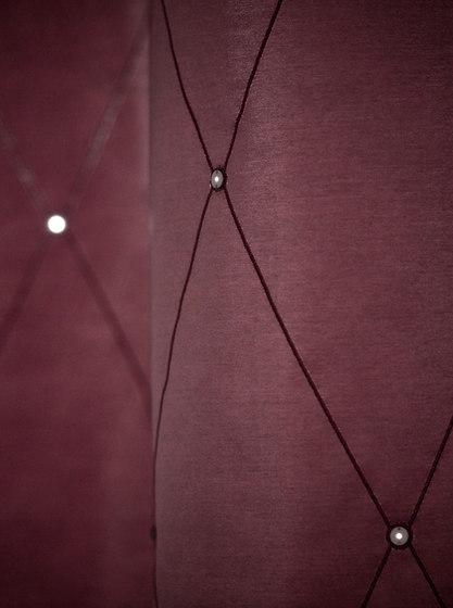 Satin Rombe | Flake by Forster Rohner Textile Innovations | Drapery fabrics