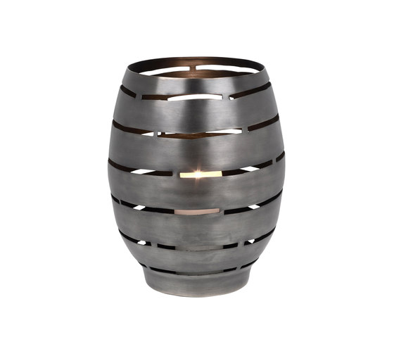 Aditya storm lantern big by Lambert | Candlesticks / Candleholder