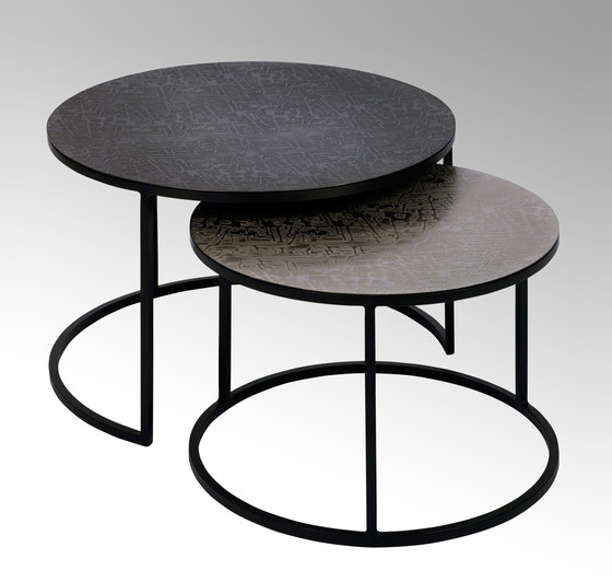 Maddox set by Lambert | Nesting tables
