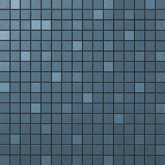 Mek blue mos by Atlas Concorde | Ceramic mosaics