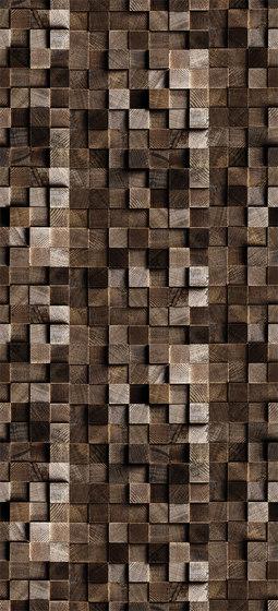 Monoliths & Dimensions de LONDONART   Revestimientos de paredes / papeles pintados