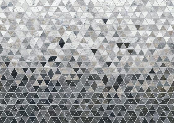Triables blue de TECNOGRAFICA | Revestimientos de paredes / papeles pintados