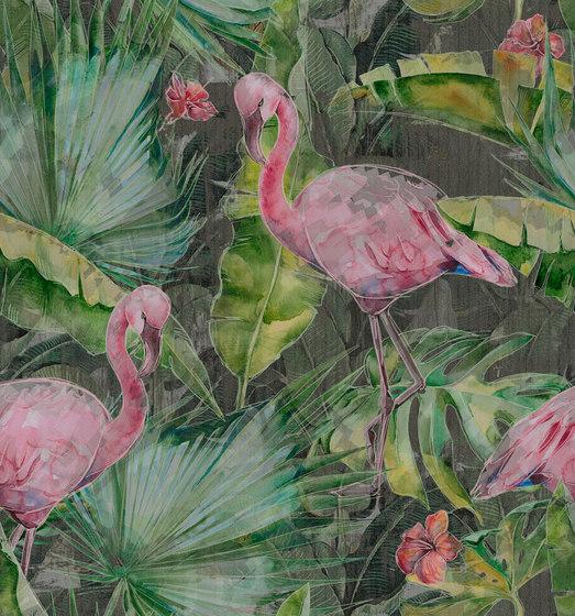 Flamingo von TECNOGRAFICA | Schalldämpfung