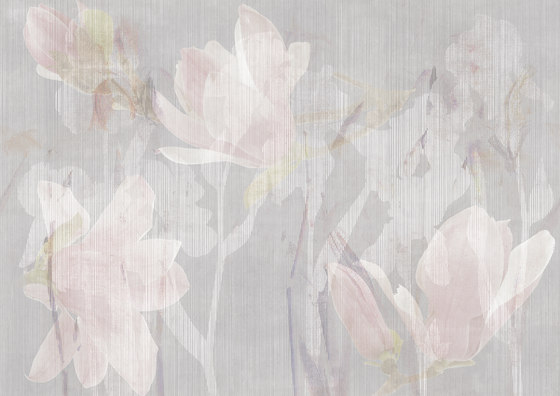 Magnolia light by TECNOGRAFICA | Wall coverings / wallpapers