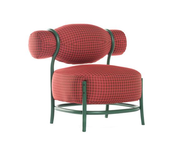 Chignon by WIENER GTV DESIGN   Armchairs