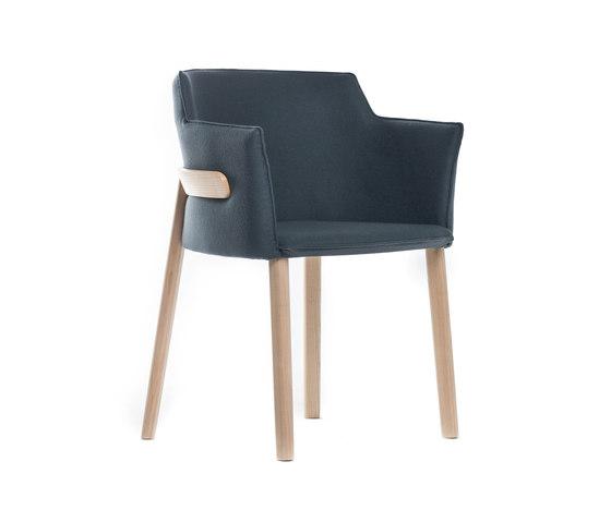 Pince by WIENER GTV DESIGN   Restaurant chairs