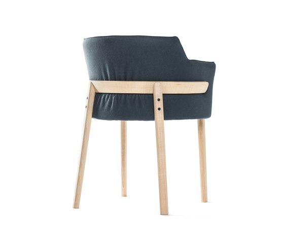 Pince by WIENER GTV DESIGN | Restaurant chairs