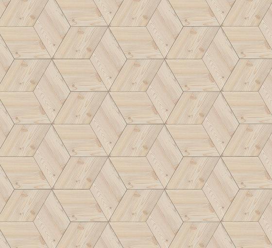 FLOORs Selection Rhombus Larch Alba by Admonter Holzindustrie AG | Wood flooring