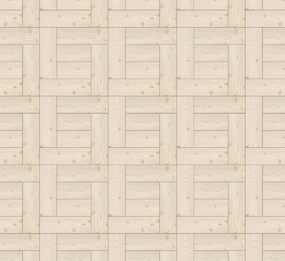 FLOORs Selection Puzzle Larch Alba by Admonter Holzindustrie AG | Wood flooring