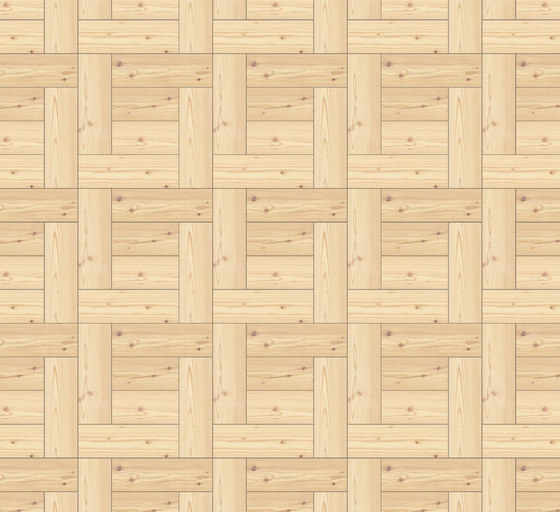 FLOORs Selection Puzzle Larch white by Admonter Holzindustrie AG   Wood flooring