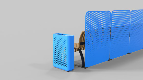 Radius Divider by Green Furniture Concept   Privacy screen