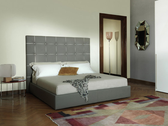 Camargue | Bed by Estel Group | Double beds