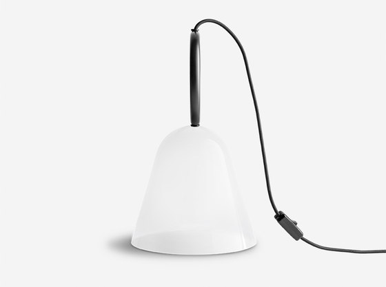 Kling | Table Lamp Small White by Petite Friture | General lighting