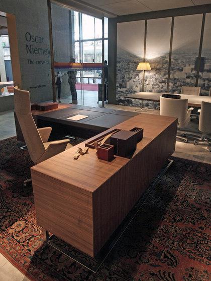 Deck | Executive Desk by Estel Group | Executive desks
