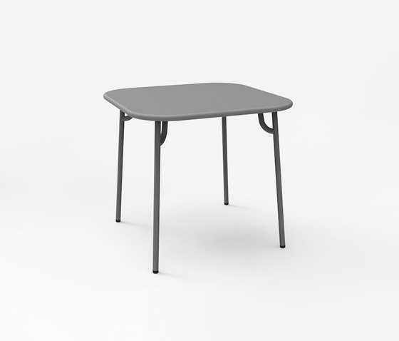 Week-End | Child Square Table di Petite Friture | Tavoli infanzia