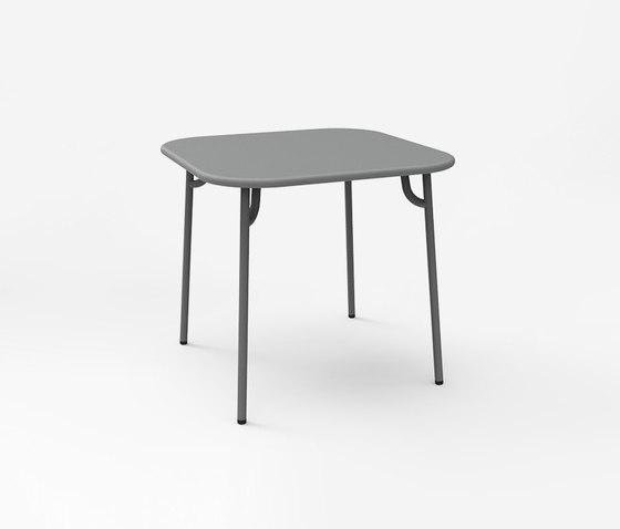 Week-End | Child Square Table di Petite Friture | Tavoli per bambini