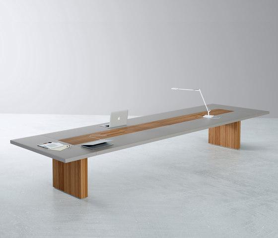 Deck | Meeting Table von Estel Group | Konferenztische