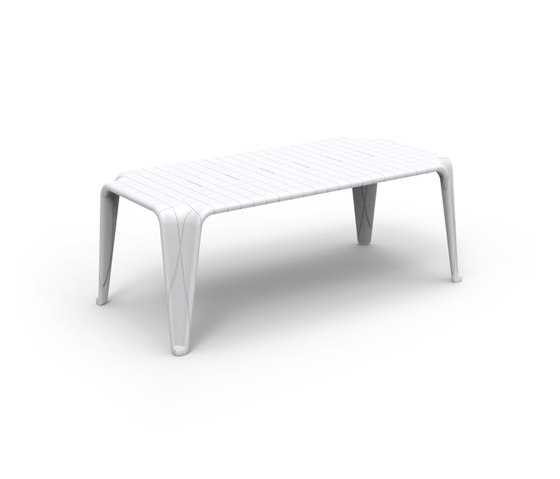 F3 table by Vondom | Coffee tables