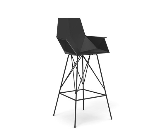 Faz bar stool by Vondom | Bar stools