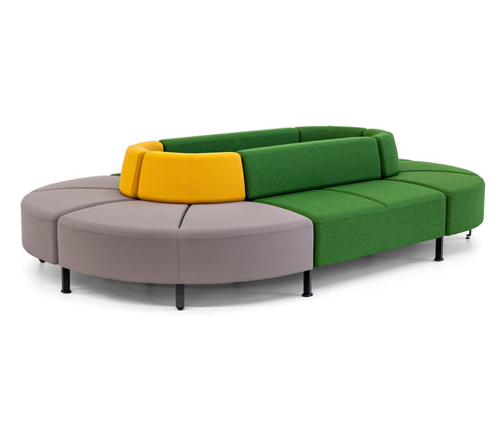 Bend 20 by actiu | Sofas