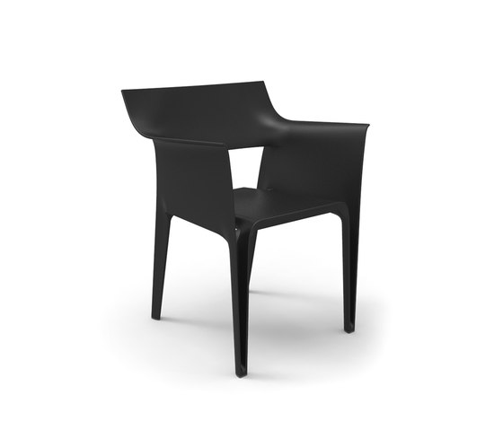 Pedrera chair by Vondom | Restaurant chairs