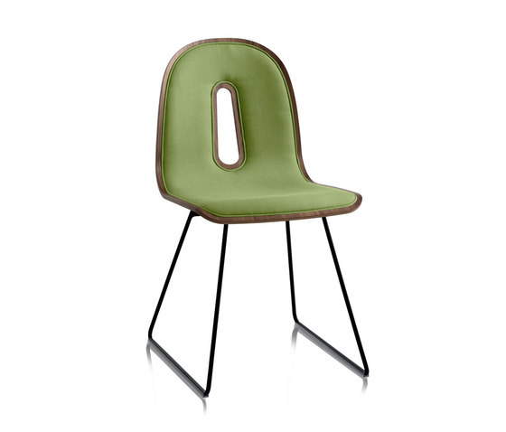 Gotham Woody Sled | I de CHAIRS & MORE | Sillas