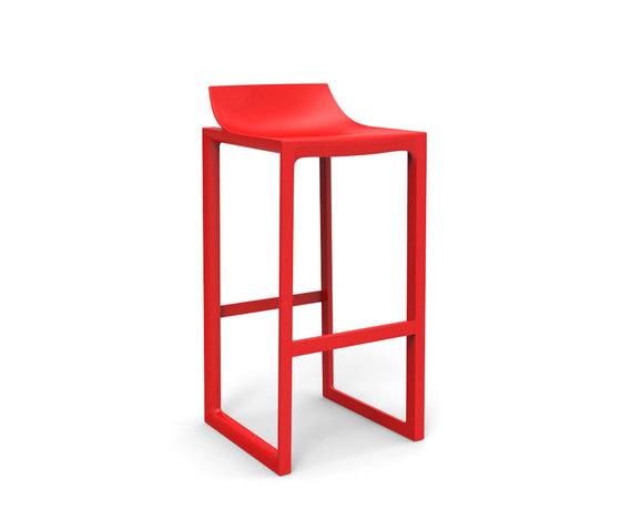 Wall Street bar stool by Vondom | Bar stools