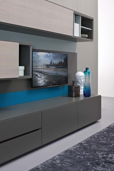 E-Wall de Estel Group | Wall storage systems