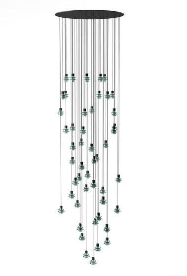 Drip/Drop S/48L von BOVER | Allgemeinbeleuchtung