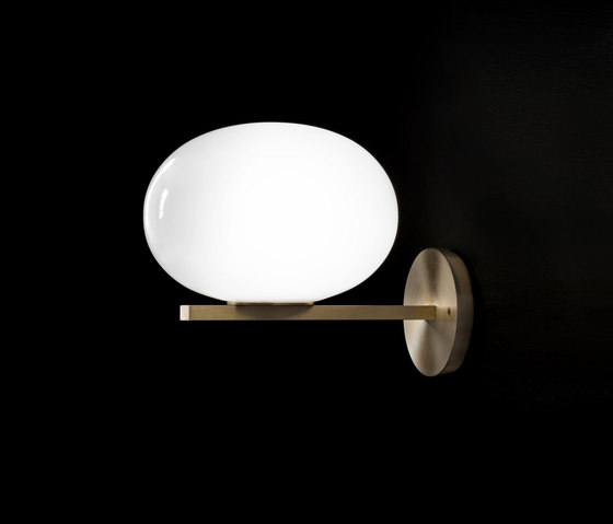 Alba | 176 by Oluce | Wall lights