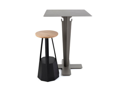 Ankara stool by Matière Grise   Bar stools