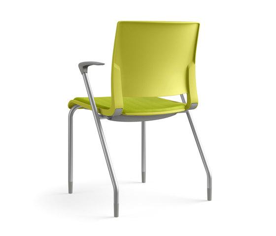 Rio | Four-Leg de SitOnIt Seating | Sillas