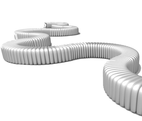River Snake | 903.10 by Tonon | Modular seating elements