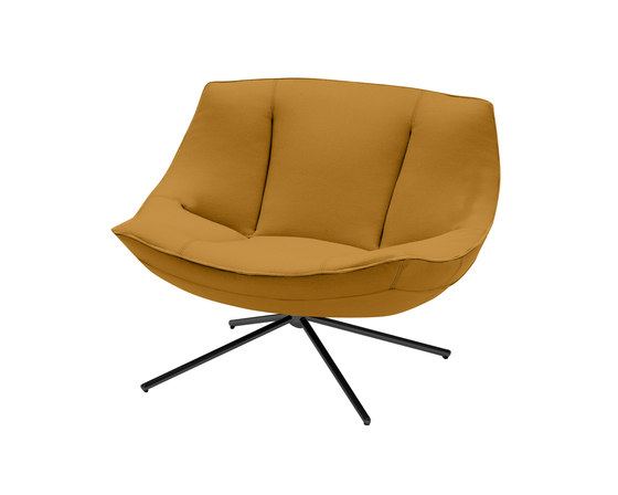 Vera Lounge Chair von Softline A/S | Loungesessel