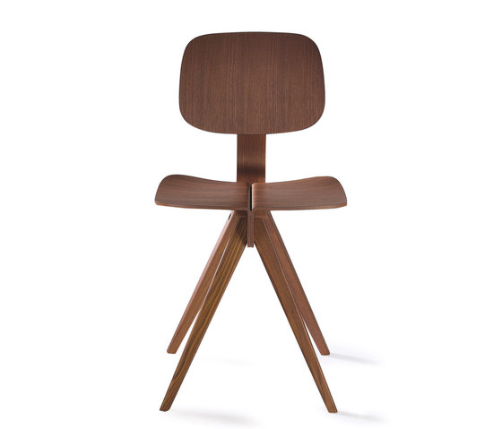 Mosquito Walnut by Rex Kralj | Chairs