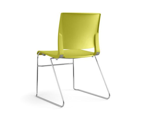 Rio | Wire Rod de SitOnIt Seating | Sillas