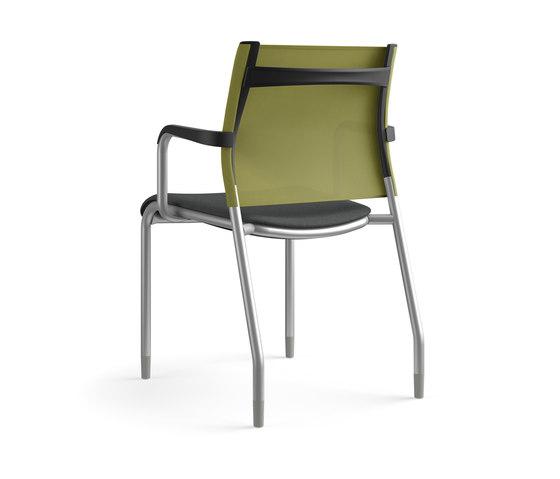 Wit Side | Mesh von SitOnIt Seating | Besucherstühle