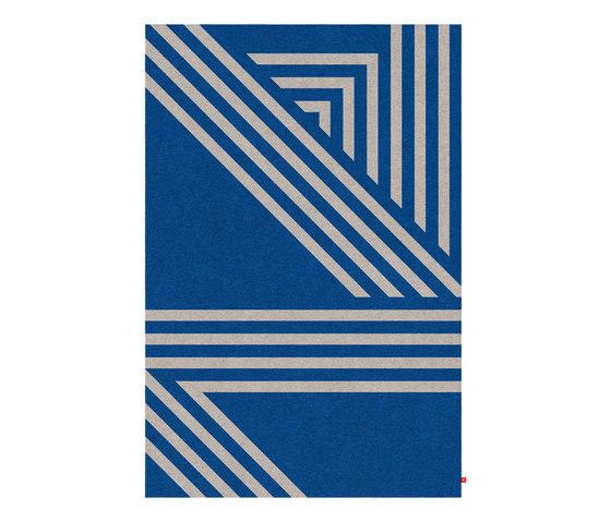 Lines I von FLURSTÜCK | Formatteppiche