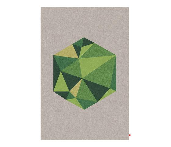 Emerald di FLURSTÜCK | Tappeti / Tappeti design