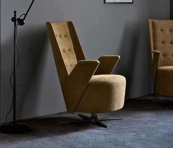 Embrace Lounge | Armchair de Estel Group | Sillones lounge