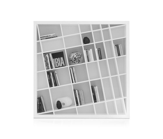 Giano K | Bookshelf by Estel Group | Shelving