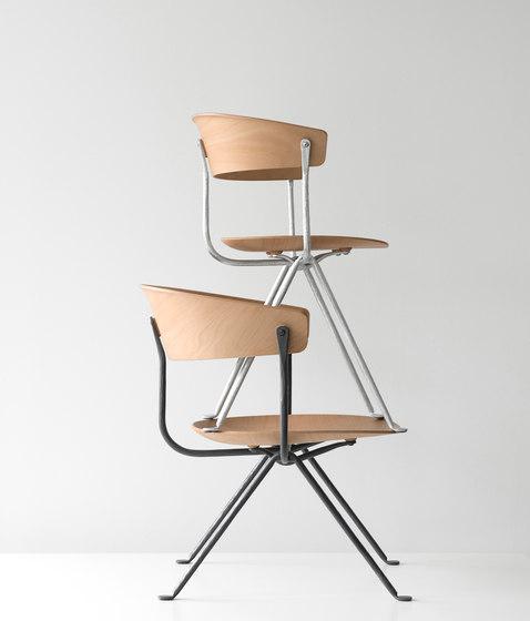 Officina Stuhl von Magis   Stühle