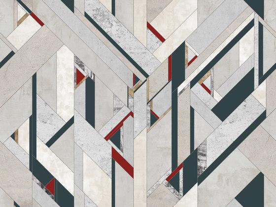 Fracture by Inkiostro Bianco | Drapery fabrics