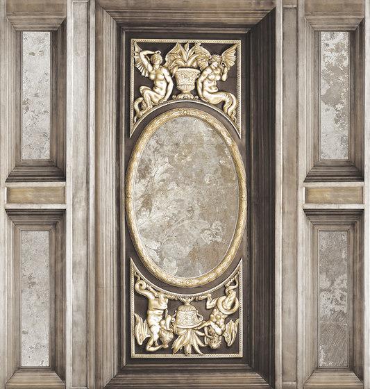 Littorio di Inkiostro Bianco | Tessuti decorative