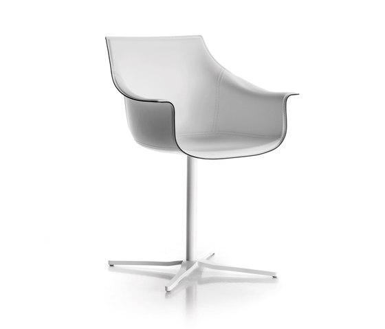 Kab   Chair von Estel Group   Besucherstühle