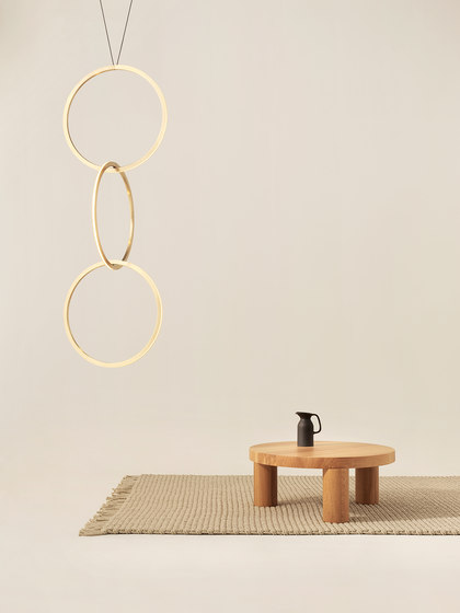 Circus Light by Resident | Suspended lights
