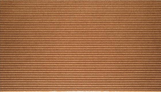 Shapes - Stripes (Natural) de Architectural Systems | Baldosas de corcho